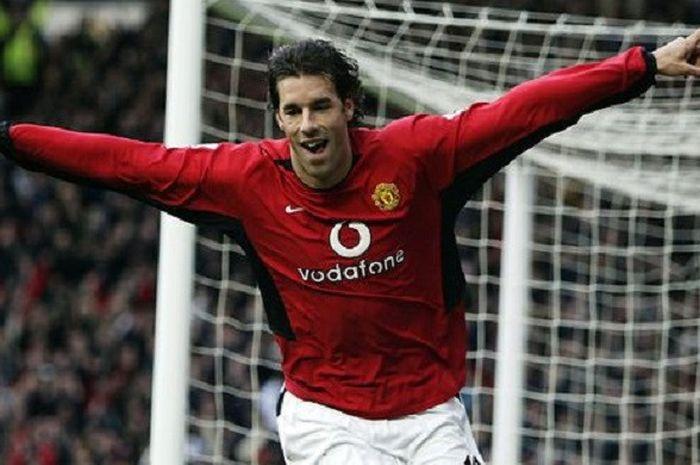 Terungkap Alasan Ruud van Nistelrooy Tinggalkan Manchester United, Ada Andil Cristiano Ronaldo! - Bolasport.com