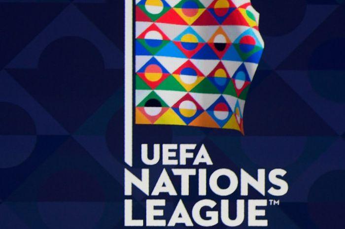Logo UEFA Nations League 2018