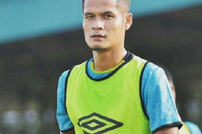 Gelandang bertahan Barito Putera, Fajar Handika, tidak mendapat perpanjangan kontrak baru.