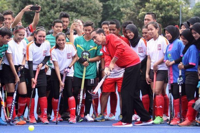 Atlet Hoki Terbaik Akan Bela Indonesia Di Asian Para Games 2018 Bolasport Com