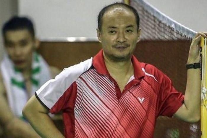 Pelatih Lee Chong Wei asal Indonesia, Hendrawan.