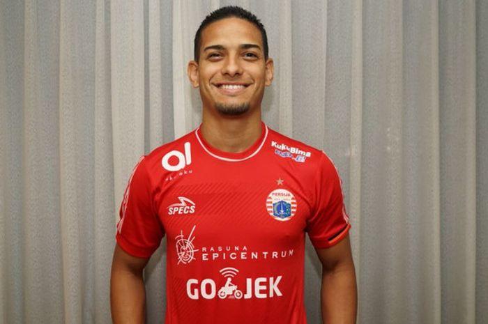 Kenang Debutnya di Persija Jakarta, Begini Komentar Renan Silva -  Bolasport.com