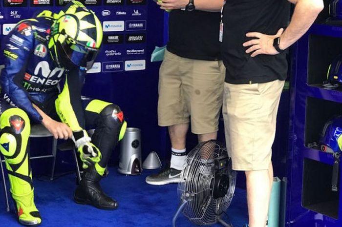 Lin Jarvis membicarakan kembali soal masalah motor Yamaha M1 yang dirasakan pebalapnya di musim 2018.