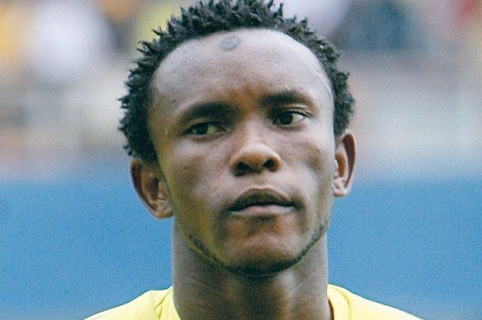 Zah Rahan Krangar, Gelandang anyar Bhayangkara FC.
