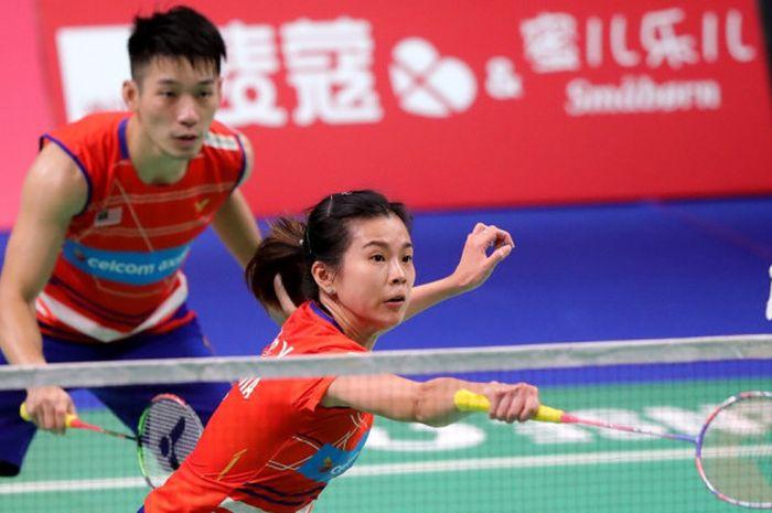 Pasangan ganda campuran Malaysia, Chan Peng Soon/Goh Liu Ying, harus berusaha ekstra keras agar bisa menembus Olimpiade Tokyo 2020.