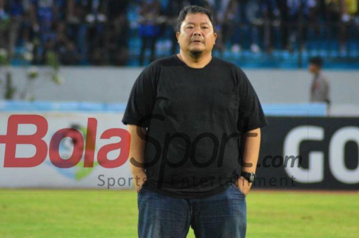 General manager PSIS Semarang, Wahyu Winarto.