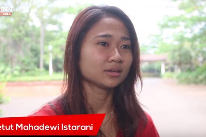 Ni Ketut Mahadewi Istarani dalam video trivia SEA Games 2017 oleh Juara.net