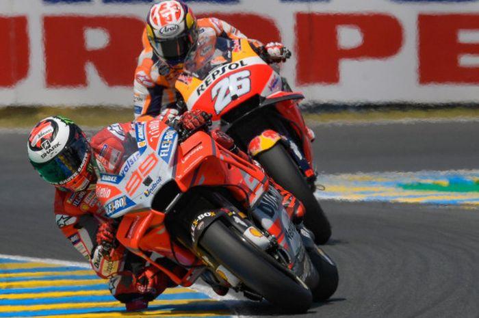 Bos Repsol Honda  Pindah Tim saja Jorge Lorenzo! - Bolasport.com f89bacc251
