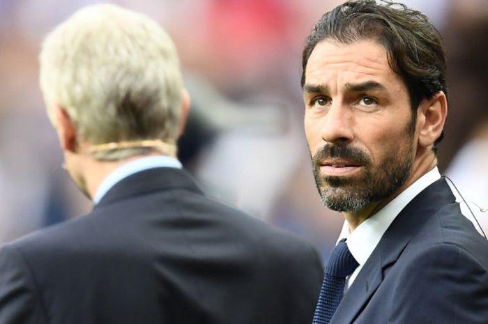 Mantan pemain bintang Arsenal dan Villarreal, Robert Pires.