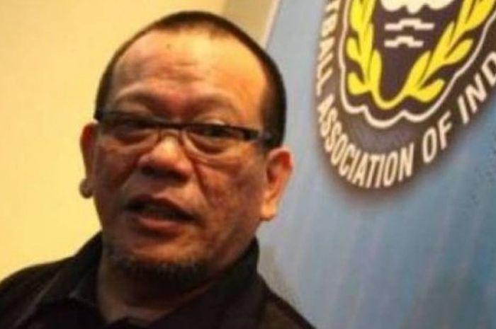 Ketua PSSI, La Nyalla Mattalliti.