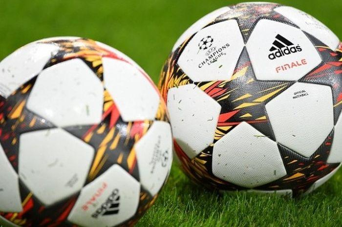 Ilustrasi bola.