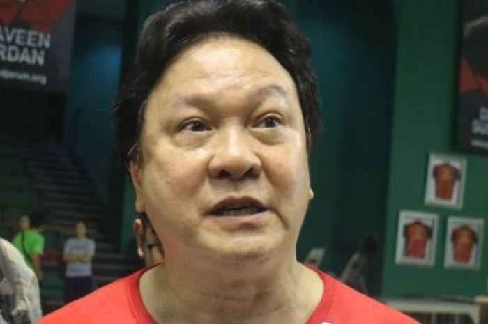 Legenda bulu tangkis Indonesia, Liem Swie King.