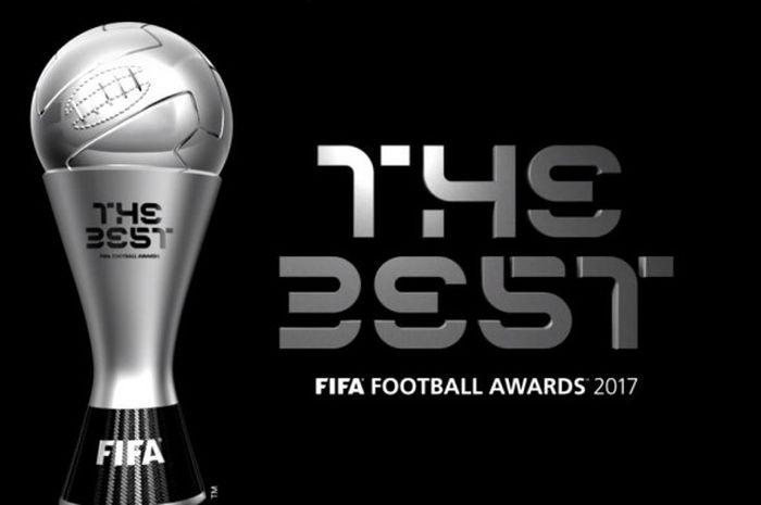 The Best FIFA Football Awards 2018.