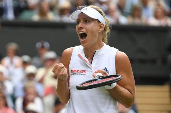 Petenis putri asal Jerman, Angelique Kerber, sukses menembus babak final Indian Wells Masters 2019, setelah mengalahkan Belinda Bencic (Swiss).