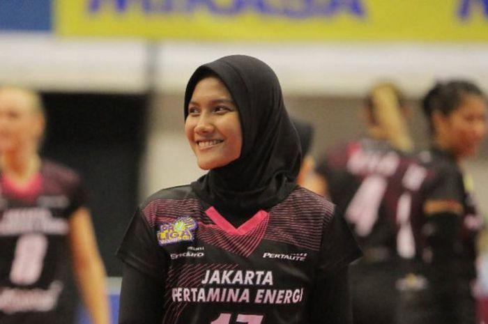 Pemain voli tim Jakarta Pertamina Energi, Nandita Ayu Salsabila