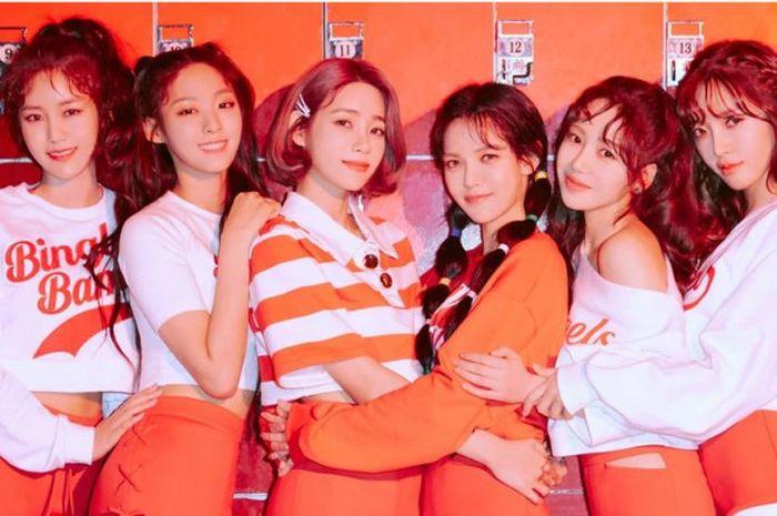 Member girlband Ace of Angels (AOA) akan tampil di penutupan Asian Para Games 2018, Sabtu (13/10/2018).