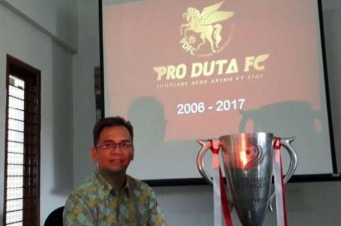 Mantan Anggota EXCO PSSI Tahun 2011-2013, Sihar Sitorus