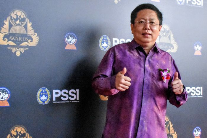 Pieter Tanuri, kakak kandung CEO Bali United, Yabes Tanuri.