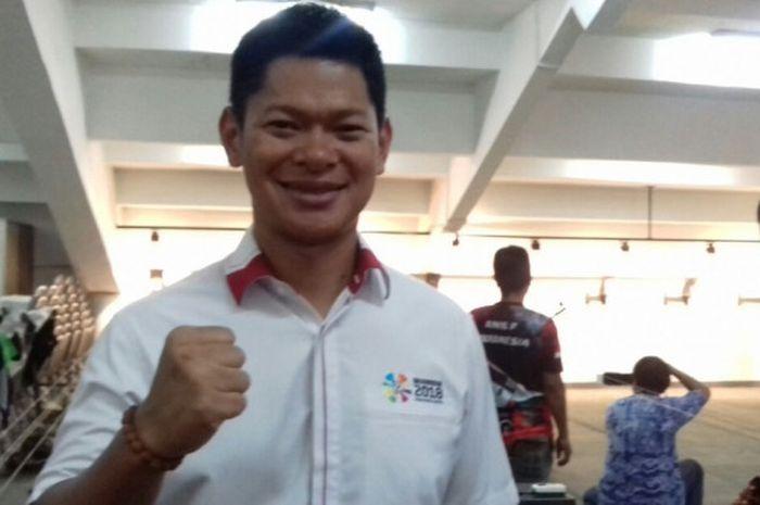 Ketua Penitia Penyelenggara(panpel) Asian Para Games 2018, Raja Sapta Oktohari.