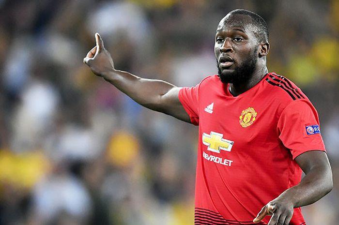 Lukaku Tenang Manchester United Dilanda Cedera