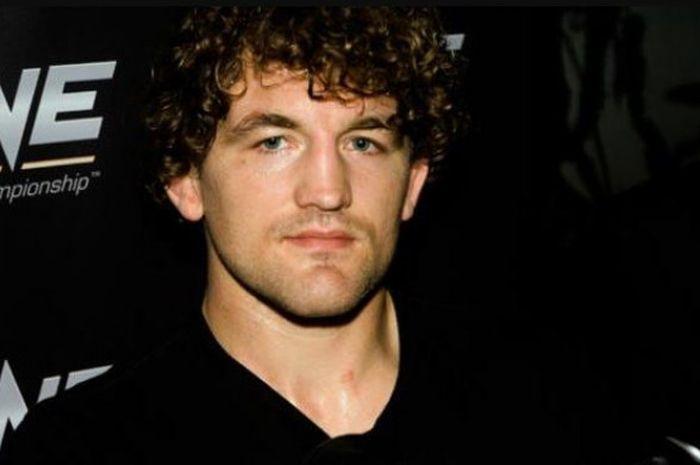 Ben Askren petarung yang baru saja menyeberang ke UFC.