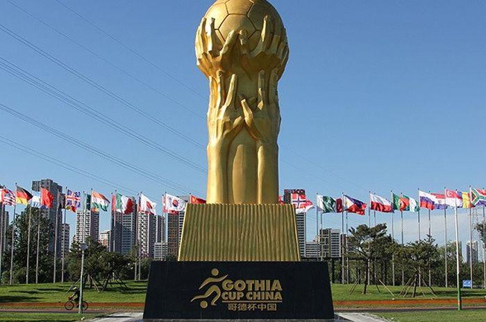 Gothia Cup di China.