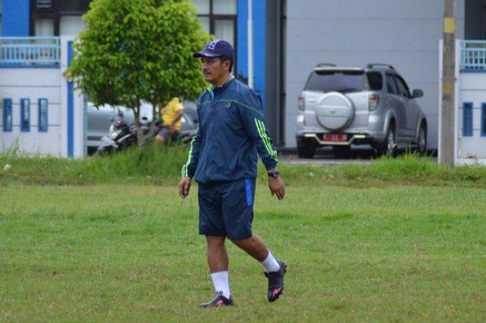 Pelatih PSCS Cilacap, Jaya Hartono.
