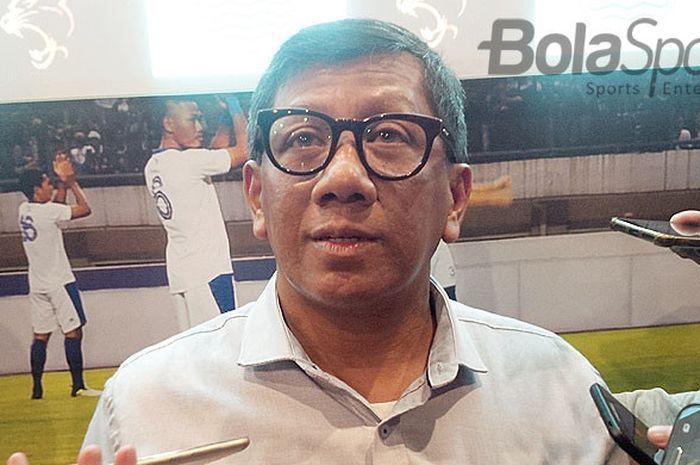 Komisaris PT PBB, Kuswara S Taryono, mengatakan posisi pemain asing dari Asia yang akan direkrut Persib belum bisa dipastikan.