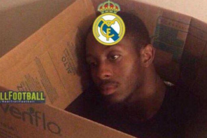 7 Meme Kekalahan Real Madrid dari Barcelona Ini Dijamin Bikin Fans