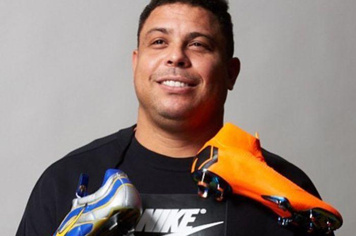 Ronaldo Nazario.