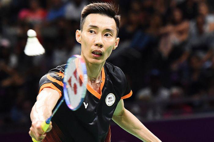 Pebulu tangkis tunggal putra Malaysia, Lee Chong Wei.