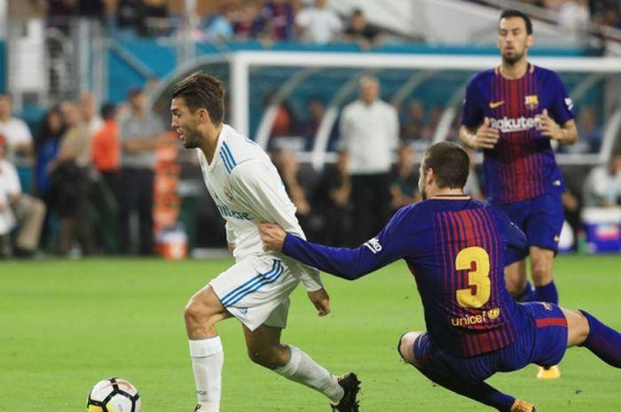 Image result for Gelandang Barcelona Akui Real Madrid Tertarik Ingin Merekrut Dirinya