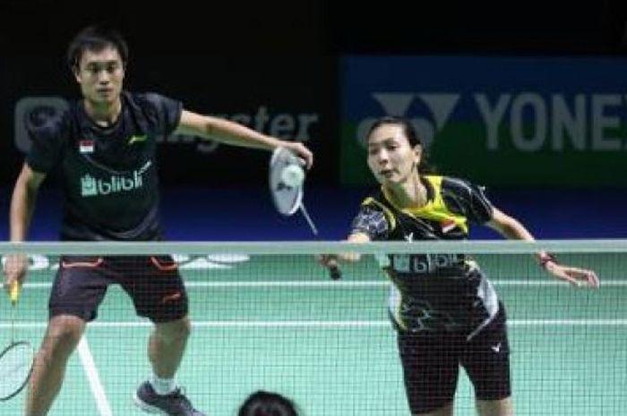 Pasangan ganda campuran Indonesia, Hafiz Faizal/Gloria Emanuelle Widjaja, berhasil melaju ke babak final Thailand Open 2018.