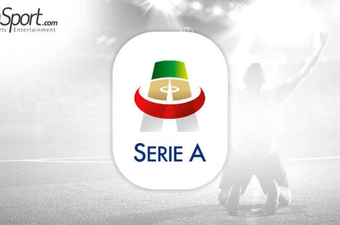 Ilustrasi berita Liga Italia.