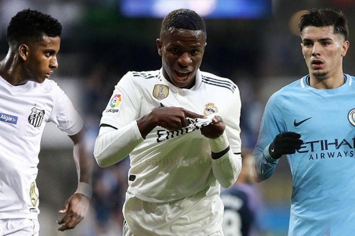 Daftar Lengkap Bursa Transfer Liga Spanyol   Real