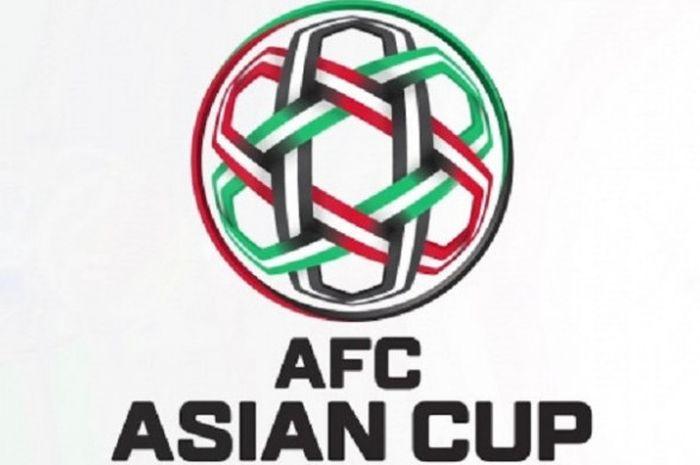Logo Piala Asia 2019.