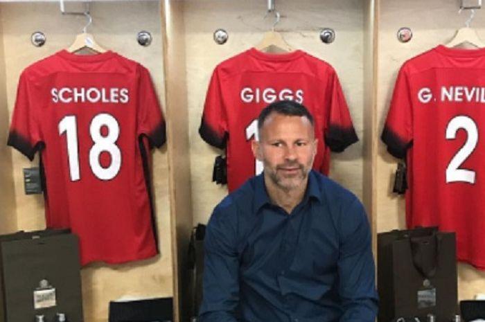 Legenda Manchester United, bakal punya suksesor tangguh dalam diri Diogo Dalot.