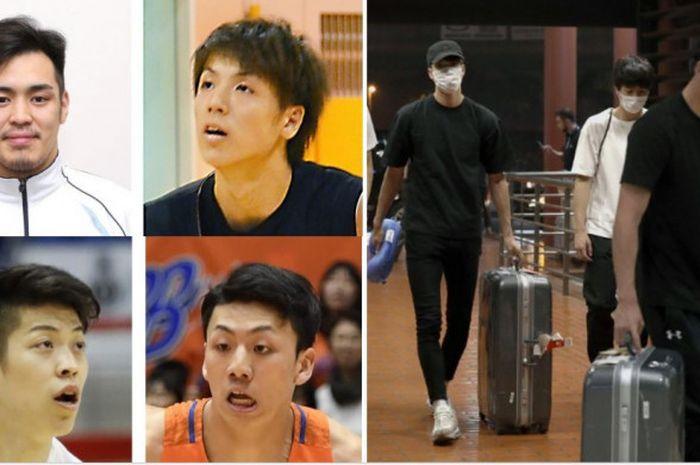 Yuya Nagayoshi, Takuya Hashimoto, Keita Imamura, dan Takuma Sato, 4 atlet jepang yang dipulangkan dari Asian Games 2018