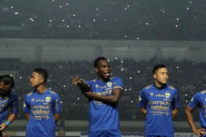 Bocoran Jersey Persib Bandung Musim 2018 Tersebar di Media Sosial - Bolasport.com
