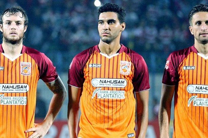 Pusamania Borneo FC Mendepak Gelandang Impor Mereka