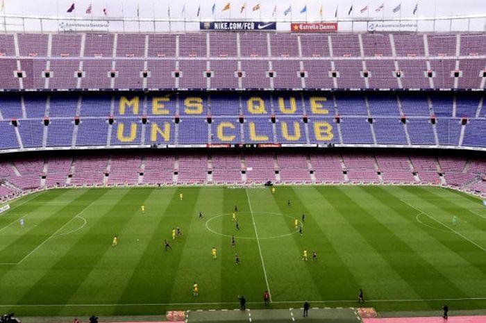 Barcelona Siap Ganti Nama Stadion Camp Nou dengan Perusahaan ...
