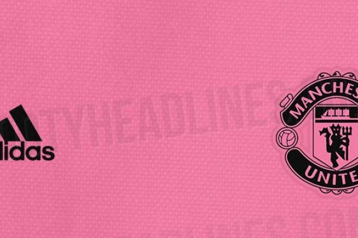 promo code 4f1e6 a3152 Pink, Warna Jersey Tandang Manchester United Musim Depan ...