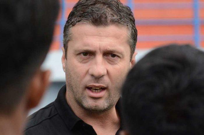 Miljan Radovic, pelatih Persib Bandung.