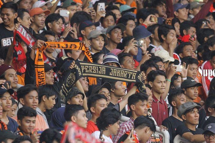 Suporter Persija Jakarta, The Jakmania.