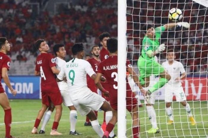 Mantan kiper Timnas U-19 Qatar, Salah Zakaria, berhasil mengantarkan Al-Duhail taklukkan jawara Liga Champions Asia