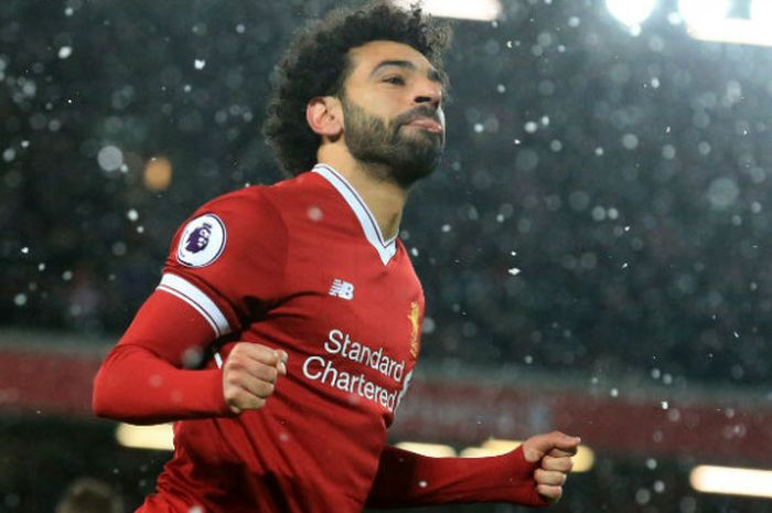 Ini Kata Mohamed Salah soal Persaingan Gelar Sepatu Emas - Bolasport.com 544a79c9a0