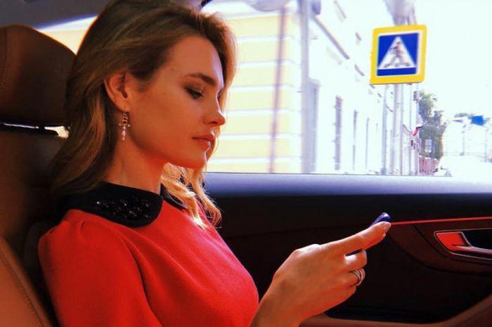 Model Asal Rusia, Natalia Vodianova