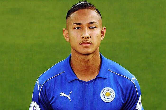 Faiq Bolkiah, pemain Leicester City yang juga kapten timnas Brunei Darussalam.