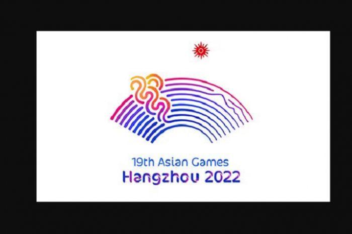 Logo Asian Games XIX Hangzhou 2022.