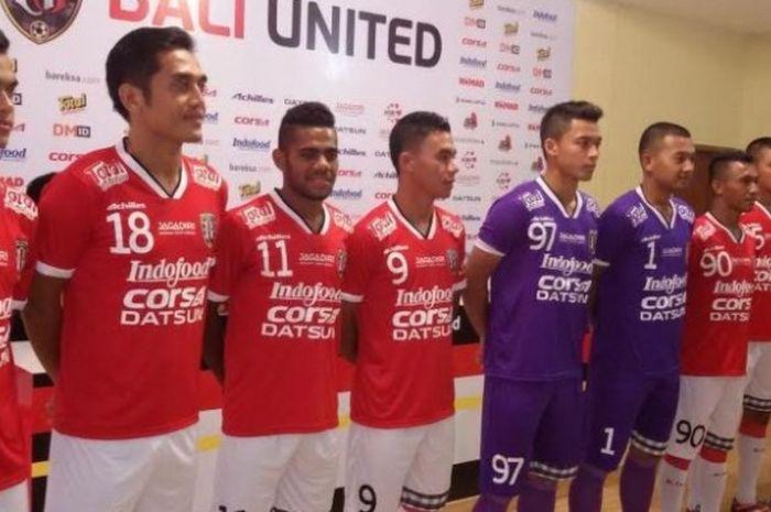 Inilah Jersey Terbaru Bali United untuk TSC A 2016 - Bolasport.com
